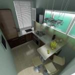 кухни в хрущевке дизайн фото