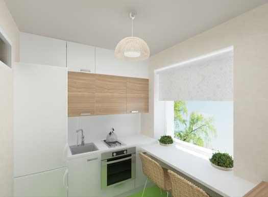 кухни фото для хрущевок
