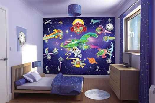 Особенности дизайна детской комнаты для мальчика