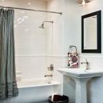дизайн маленькой ванной комнаты фото