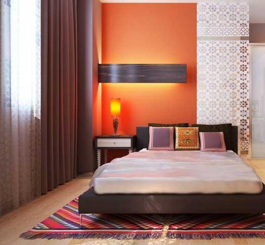 фото интерьер маленьких спален