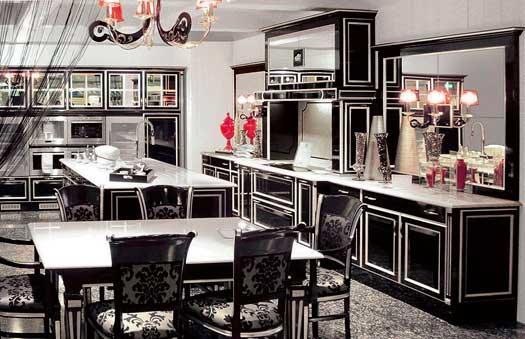 Мебель и аксессуары для стиля арт-деко