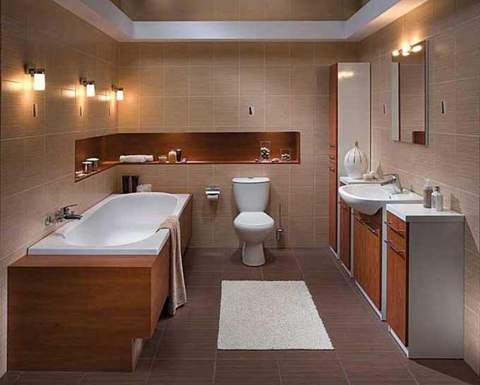 сантехника для совмещенной ванной комнаты