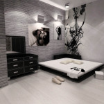 Мебель для минималисткой спальни