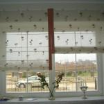 Легкие римские шторы