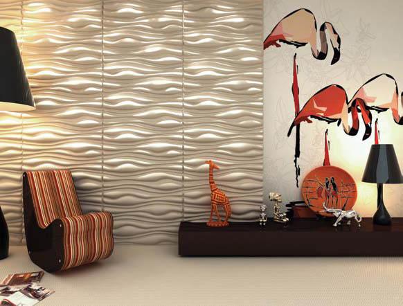 3Д декоративные панели