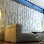 Стеновые декоративные 3Д панели