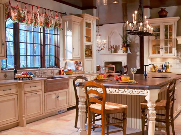 Отличительные черты кухни в английском стиле