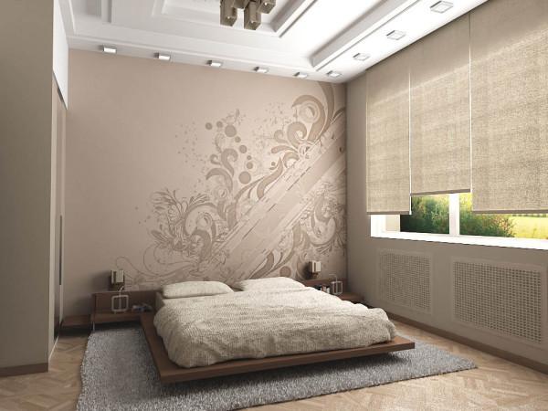 Цветовые решения спальни