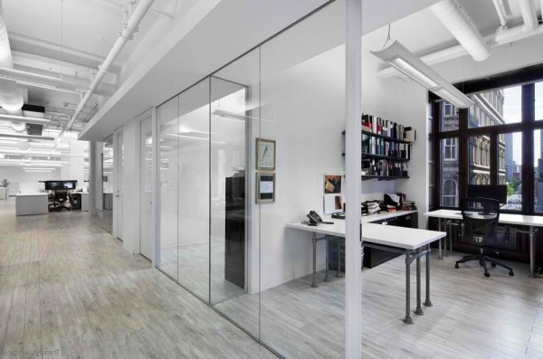Современный офис