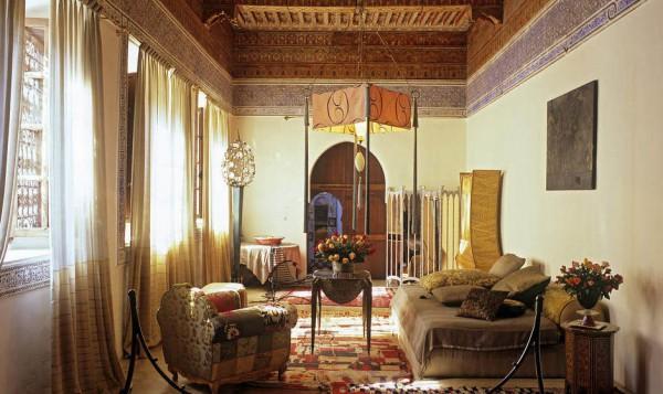 Особенности марокканского стиля