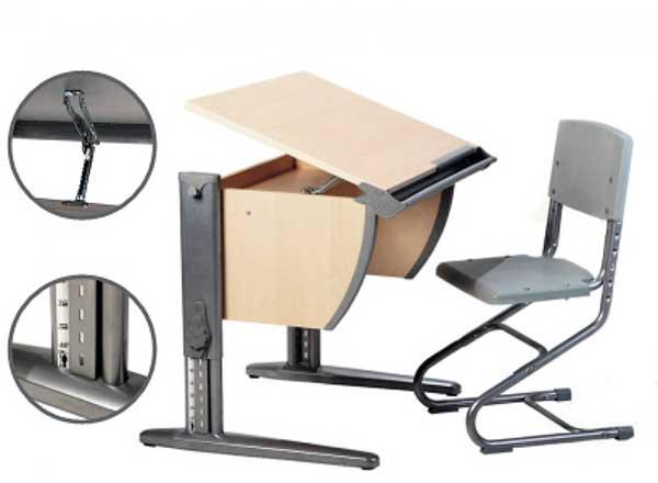 Письменный стол с поворотной столешницей своими руками 102