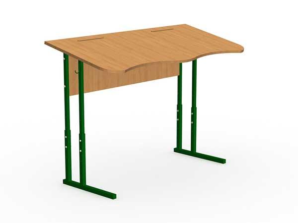 Регулировка высоты у детских письменных столов