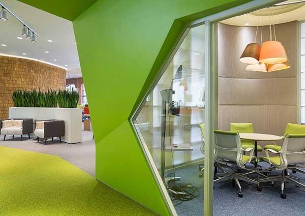 Приз Best Office Awards 2015 за лучшее офисное решение пространства