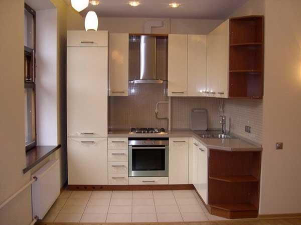кухни фото малогабаритные дизайн