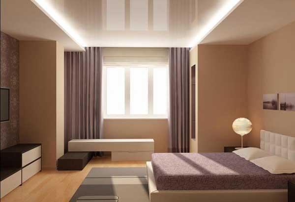 Ремонт квартиры  в спальне фото 185
