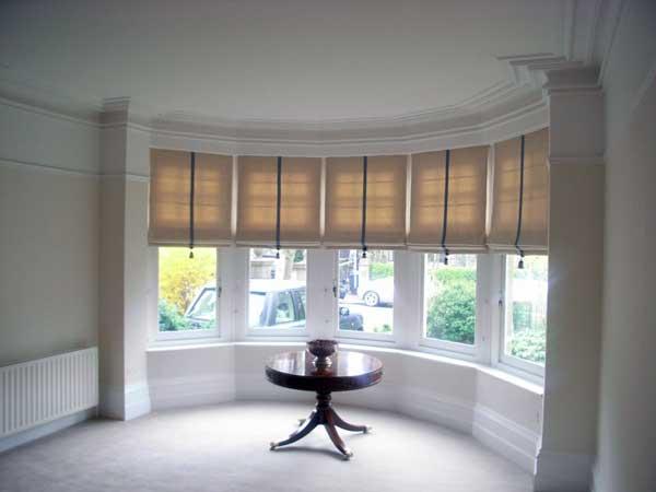 Подбираем римские шторы для интерьера
