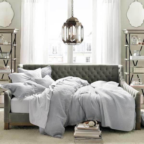 Использование диван-кровати