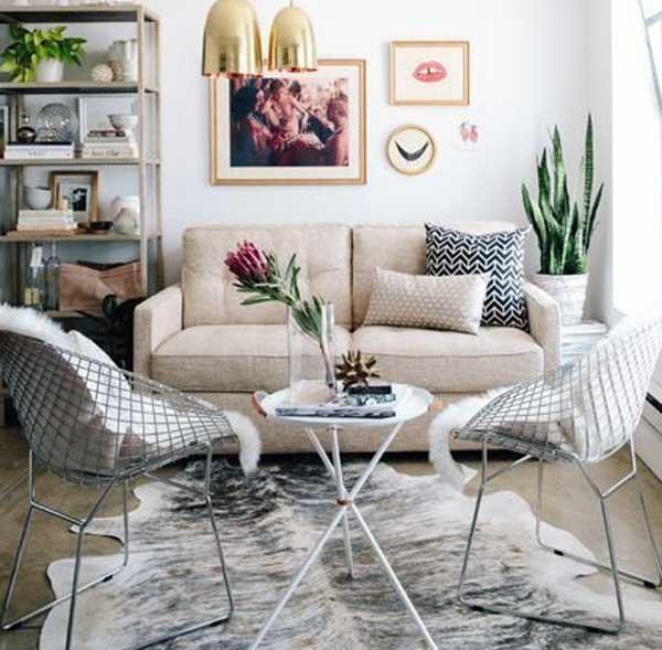 Применение легкой мебели