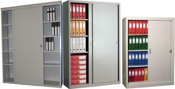 Шкафы из металла для хранения документов