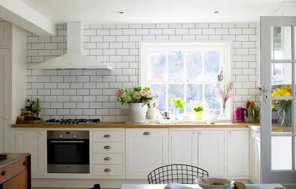 Лучшие способы отделки кухонного фартука
