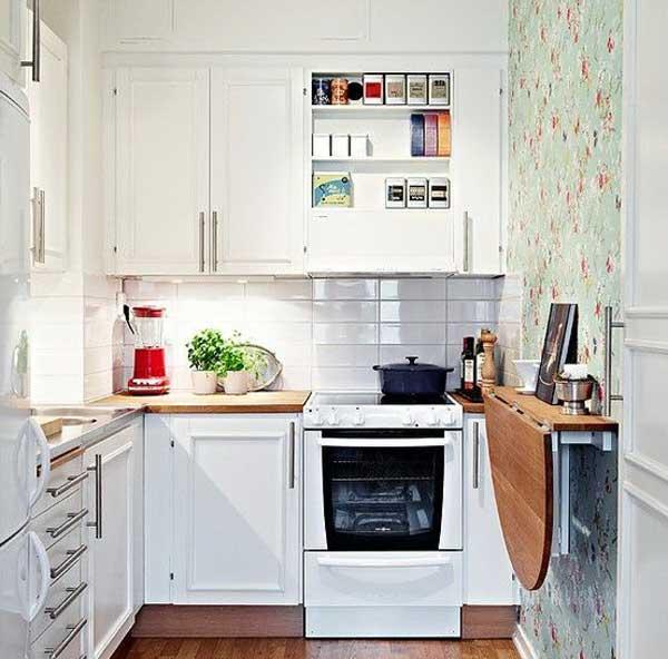 Слишком небольшая кухня