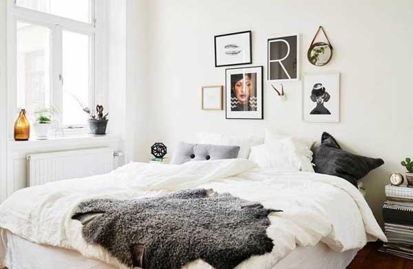 Несколько ошибок в дизайне маленькой спальни