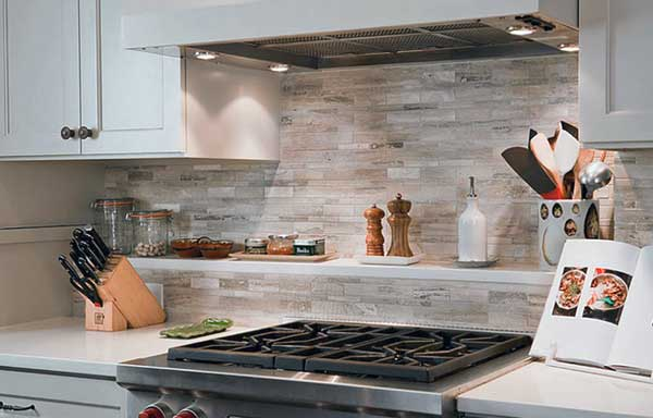 Еще 7 материалов для кухонного фартука
