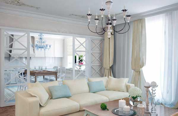 Оформляем квартиру в неоклассическом стиле