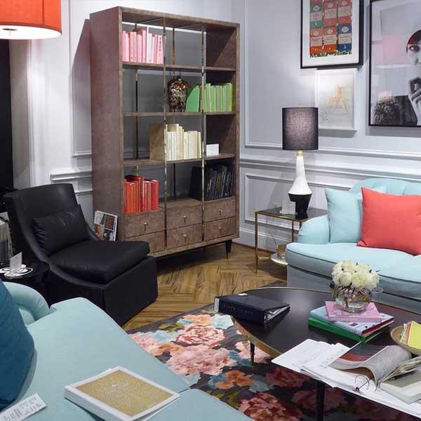 Яркий дебют мебели Kate Spade