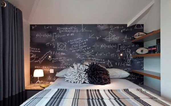 Обустраиваем стильную комнату в общежитии