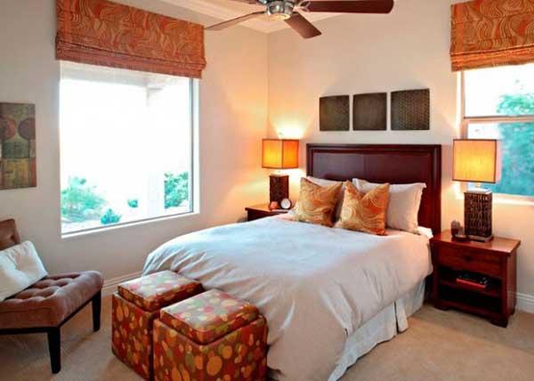 Уютная комната в общежитии