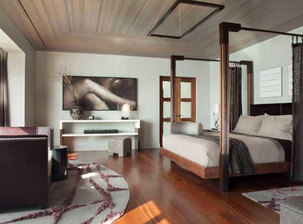 Роскошная кровать для спальни