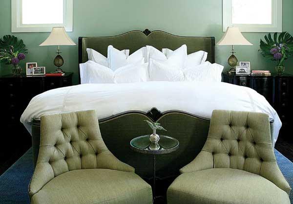 Шикарная кровать для спальни