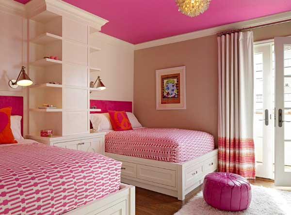 Системы хранения для спальни