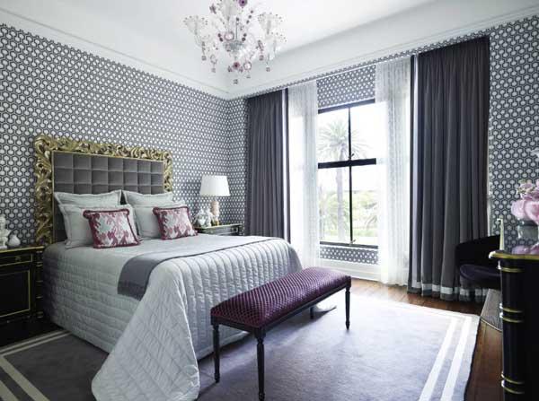 Подбор цветовой гаммы люстры для спальни