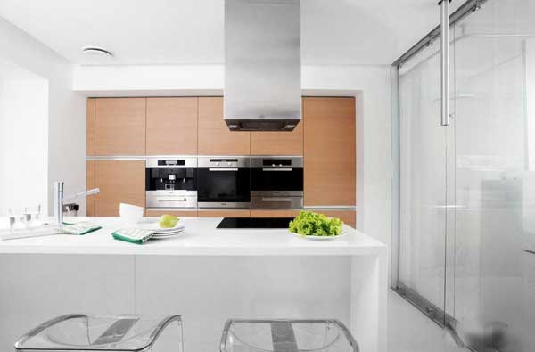 Все о выборе мебели для современной кухни