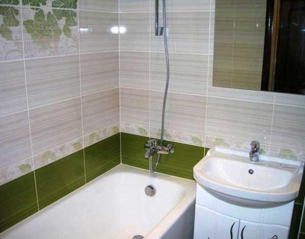 Оригинальный дизайн плитки для ванной