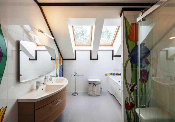 Как выбрать современную плитку для ванной комнаты