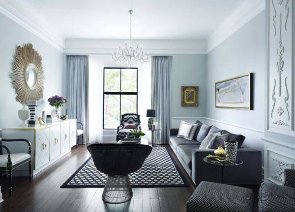 Как декорировать комнату в неоклассическом стиле