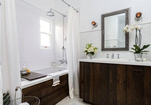 Выбор цветовой палитры для небольшой ванной
