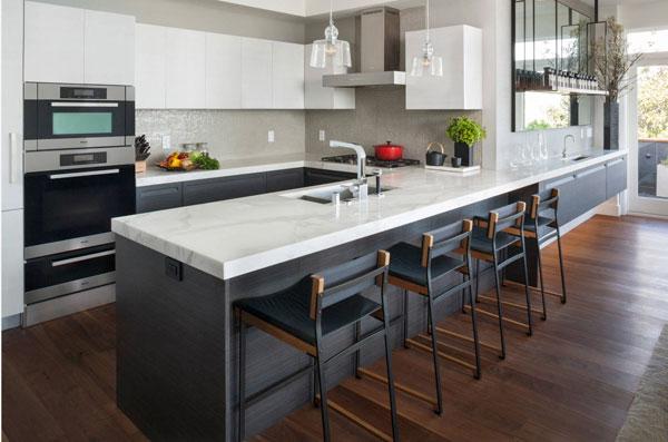 Все что нужно знать о дизайне кухни в 2017 году