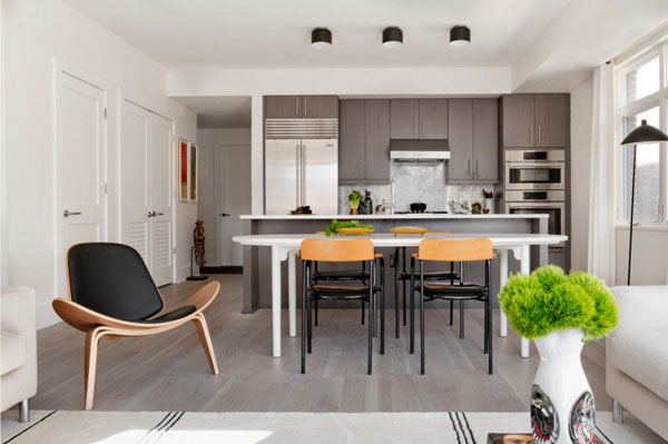 Модные тенденции дизайна квартиры в 2017 году