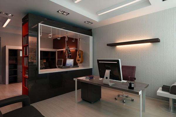 Как устроить кабинет в квартире