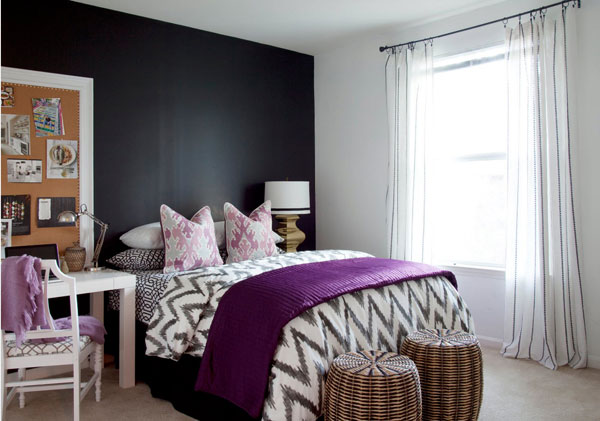 Мебелировка современной спальни