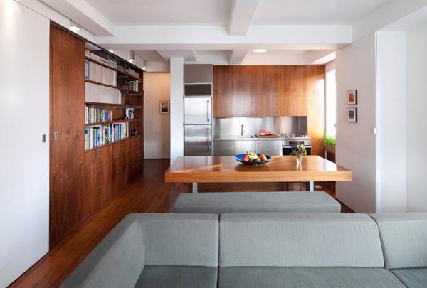 Выбор цветовой гаммы для кухни-гостиной