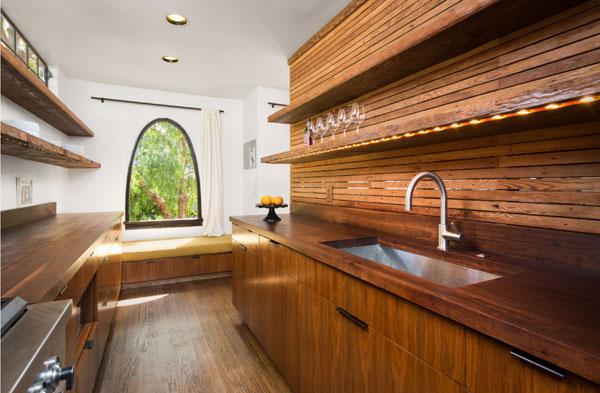 Способы расширить пространство маленькой кухни