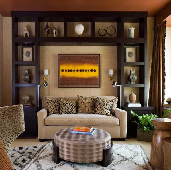 Корпусная мебель в цвете венге