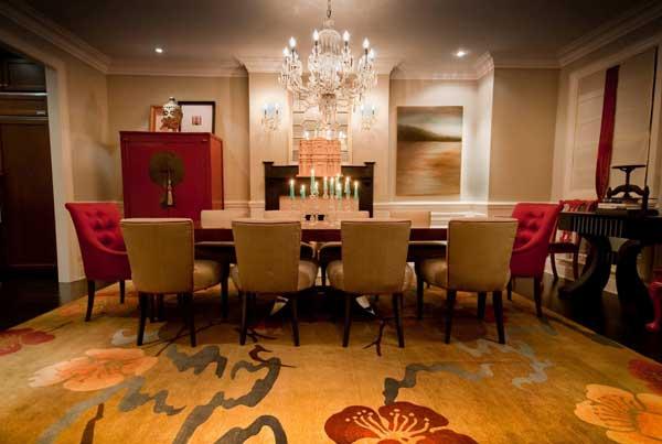 Как выбрать стол и стулья для  обеденной зоны