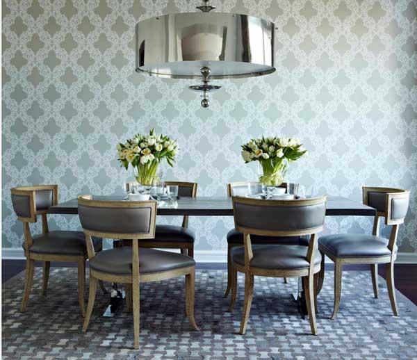 Выбор материала для стола и стульев
